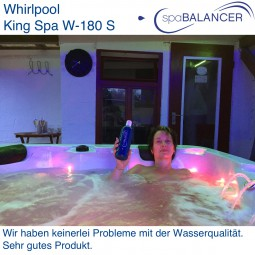 Whirlpool King Spa W-180 S
