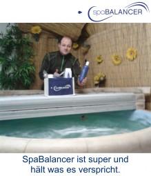 Whirlpool Softub und SpaBalancer